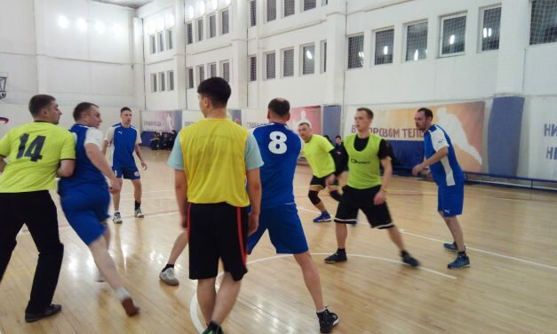 Турнир по баскетболу на кубок мэра